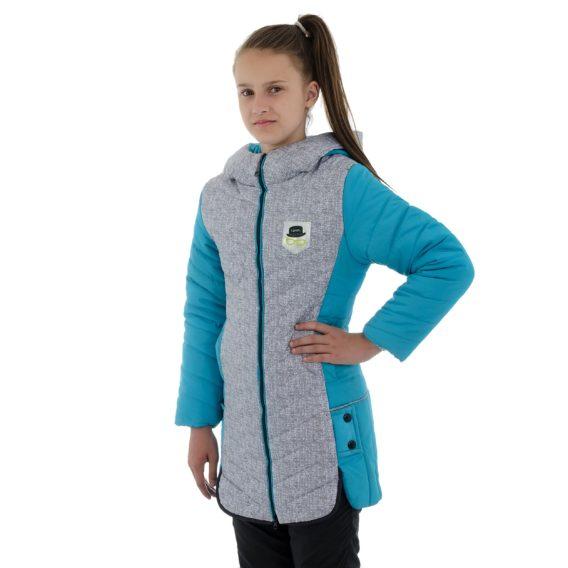 Пальто демисезонное для девочки «Венеция»